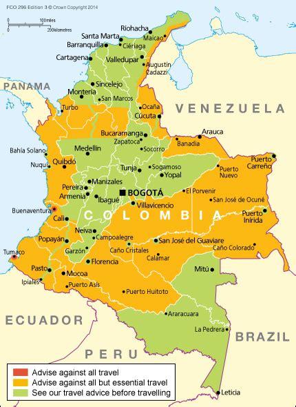 Andris Liedskalniņš » Ceļojums uz Kolumbiju