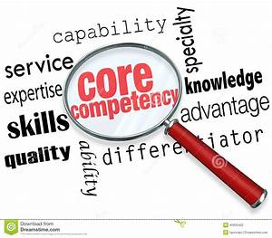 The Core Compet... Competency