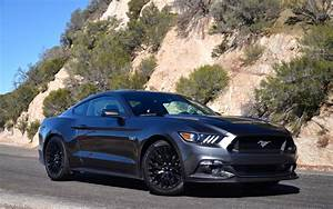 2015 Ford Mustang GT Coupe - On Angeles Crest Highway near Los Angeles - Picture Gallery, photo ...