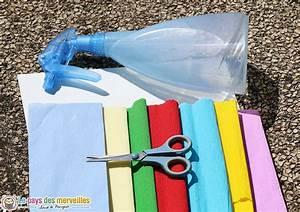 Peindre Au Passé Simple : peindre avec du papier cr pon color et de l 39 eau ~ Melissatoandfro.com Idées de Décoration