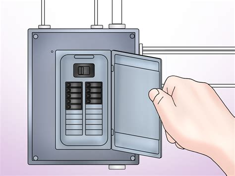 add a breaker switch electrical electric house electrical outlets house wiring