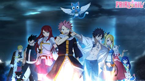 epic fairy tail wallpapers wallpapersafari