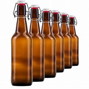 Flaschen Günstig Kaufen : 6er set b gelverschluss flaschen 0 5 l kaufen fairment ~ Orissabook.com Haus und Dekorationen