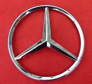 Mercedes Benz Emblem : mercedes benz central grill emblem front grille star badge ~ Jslefanu.com Haus und Dekorationen