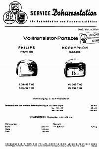 Philips Az1080 Az1081 Sm Service Manual Free Download  Schematics  Eeprom  Repair Info For