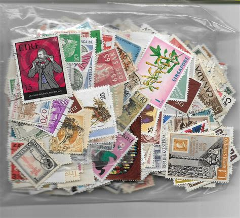 postage stamps clean   ready