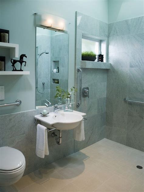 homes handicapped accessible house design images  pinterest bathroom ideas