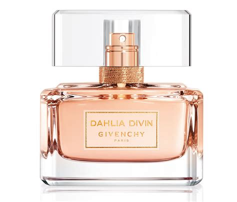 givenchy dahlia divin eau de toilette new fragrances