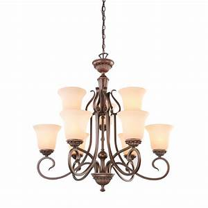 Portfolio colton lakes light oil rubbed bronze