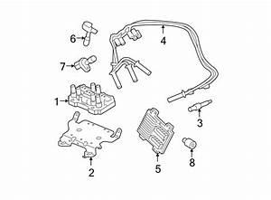 2010 Buick Lucerne Engine Control Module  Liter  Ecm  System