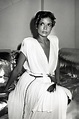 Bianca Jagger Makes a Strong Case for Summer Whites — One ...