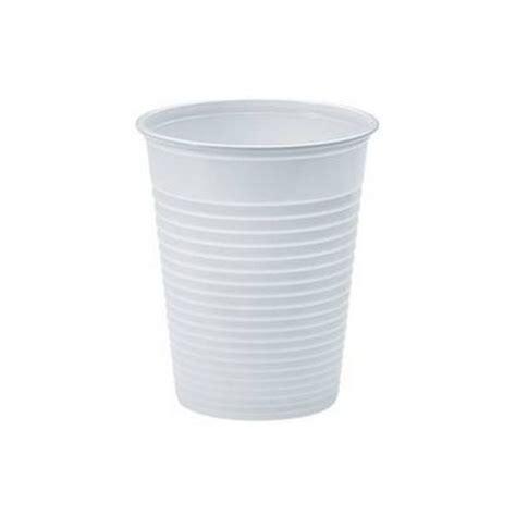 Due Litri Di Acqua Quanti Bicchieri Sono by Bicchiere Monouso Bianco 200 Cl Dom Macchine Alimentari