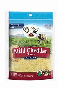Shredded Mild Cheddar, 6 oz
