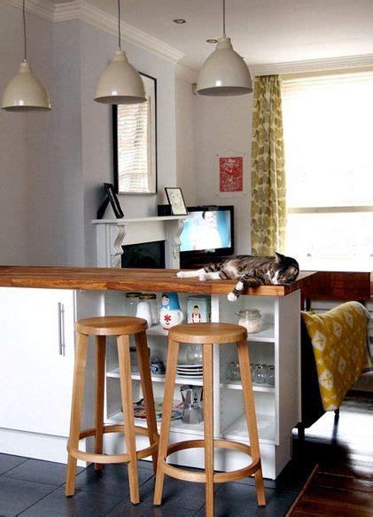barra desayunadora de madera high chairs en  barra