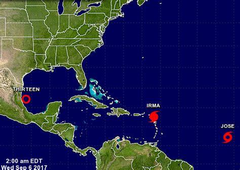 Hurricane Irma Path Live Updates