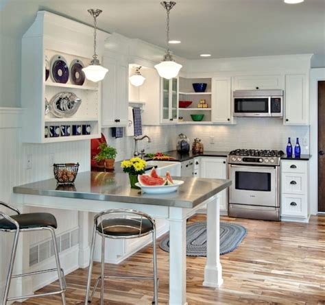 decorating ideas for small kitchen space 31 creative small kitchen design ideas