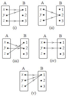 contoh soal relasi  fungsi matematika beserta jawabannya