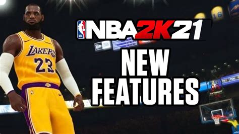 NBA 2K21 Release Date, Cover Star, and New Features