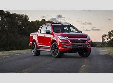 New Holden Colorado news July 2016