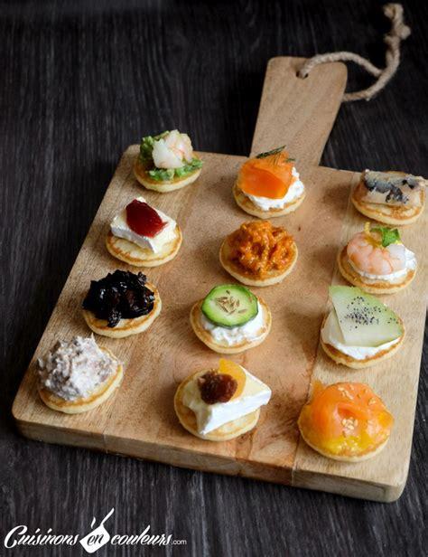 canapé au fromage 12 idées de garnitures pour vos blinis cuisinons en couleurs