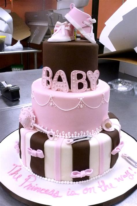 Baby Shower Baby Cake - baby shower cakes fancy cakes by leslie dc md va wedding