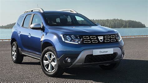All-new Dacia Duster Exhaustive