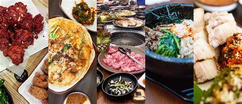 korean dishes popular food scoop sydney sydneyscoop