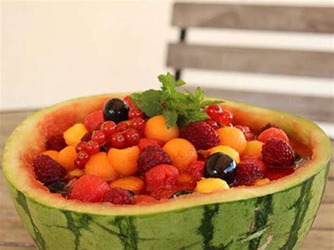 blogs de cuisine les meilleures recettes de pastèque et fruits