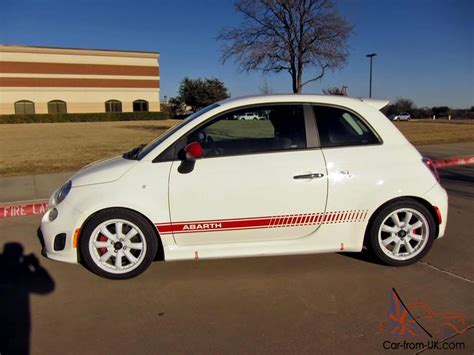 Customized Fiat 500 by 2012 Fiat 500 Abarth Dealer Customized 217 Hp Custom Ecu
