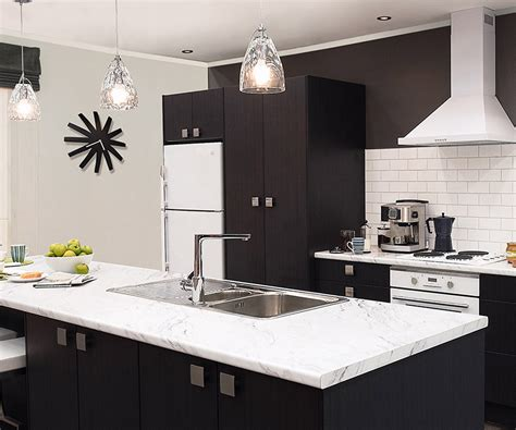 Rustic Modern Kitchen Ideas - everything you need to know about kitchen splashbacks