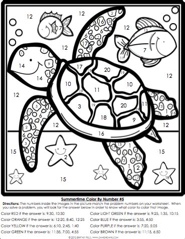 """Search Results For """"color By Number Addition""""  Calendar 2015"""