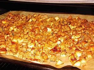 Lachsgerichte Aus Dem Backofen : croutons aus dem backofen rezept mit bild von mickyjenny ~ Markanthonyermac.com Haus und Dekorationen
