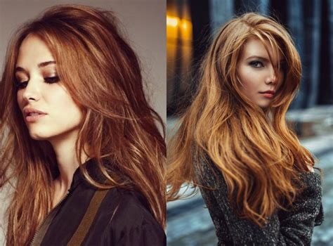 light hair color light auburn hair colors for cold winter time hairdrome