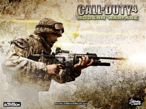 Video Games Call of duty 4 modern warfare
