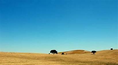 Alentejo Portugal Region Fields