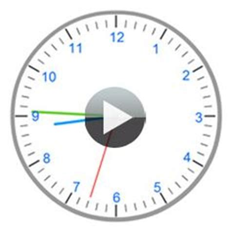 french telling time images teaching french