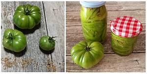Grüne Tomaten Nachreifen : f r die speisekammer eingelegter wintersalat aus gr nen ~ Lizthompson.info Haus und Dekorationen