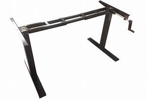 Imovr Relevate Manual Height Adjustable Desk