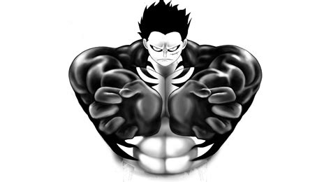 Luffy Gear 4 Wallpapers ·① Wallpapertag