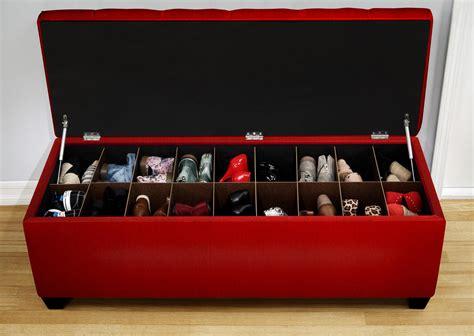 hidden shoe storage  bench seat ideas