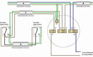 Ceiling Rose Wiring Diagram