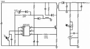 ncp1251 pwm controller current mode for offline power With pwm controller