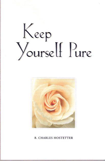 Keep Yourself Pure Ridgeway Books
