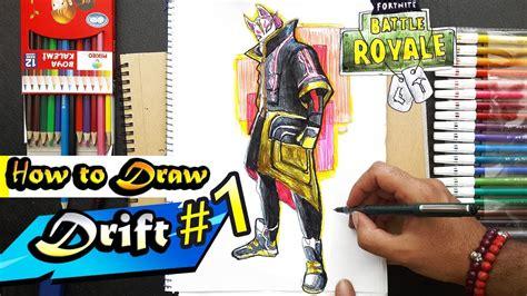 draw drift fully upgraded fortnite youtube