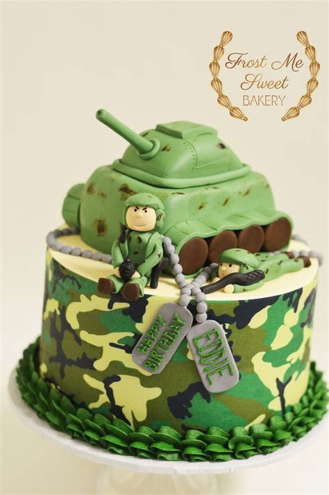 Today was my birthday so here have a cake. army cake.jpg | Army birthday cakes, Army cake, Cake ...