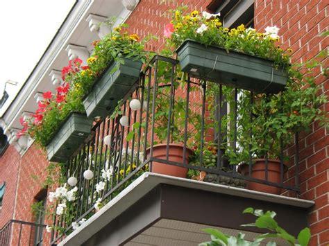 Apartment Balcony Garden Ideas Big Idea