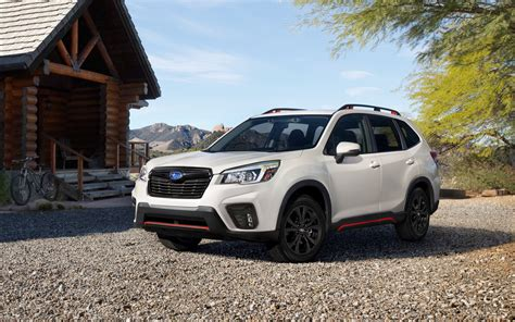 subaru forester preview motor illustrated