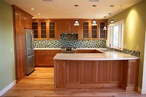 Fabulous Natural Cherry Cabinets Decorating Ideas Gallery