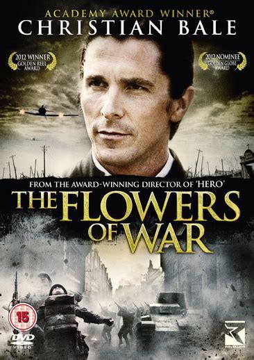 Christian Bale Zhang Yimou The Flowers War Dvd