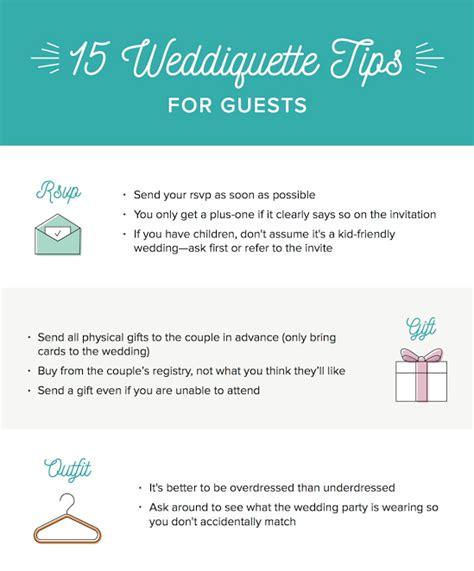 weddinguette tips  guests indias wedding blog